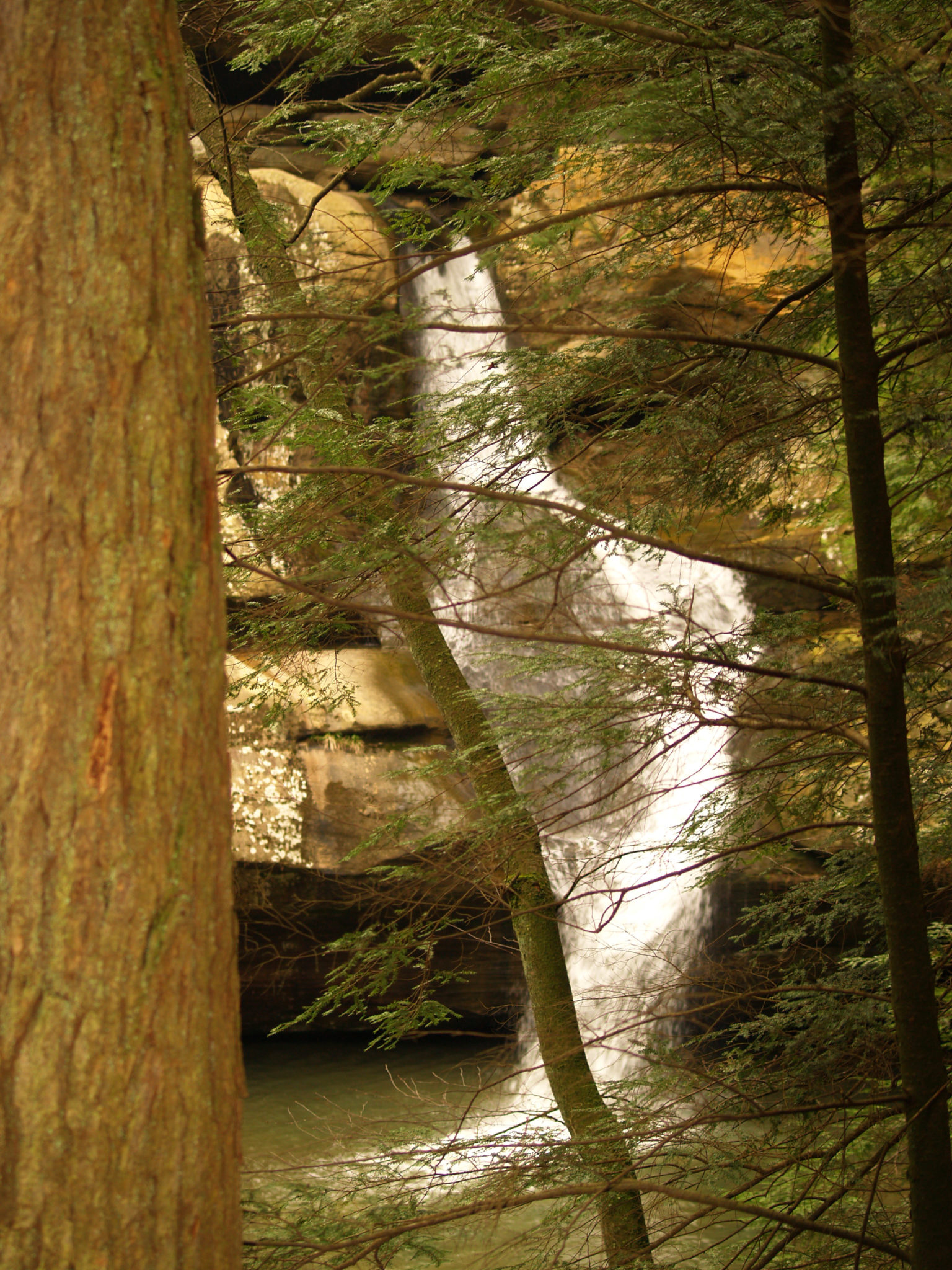 hocking hills region