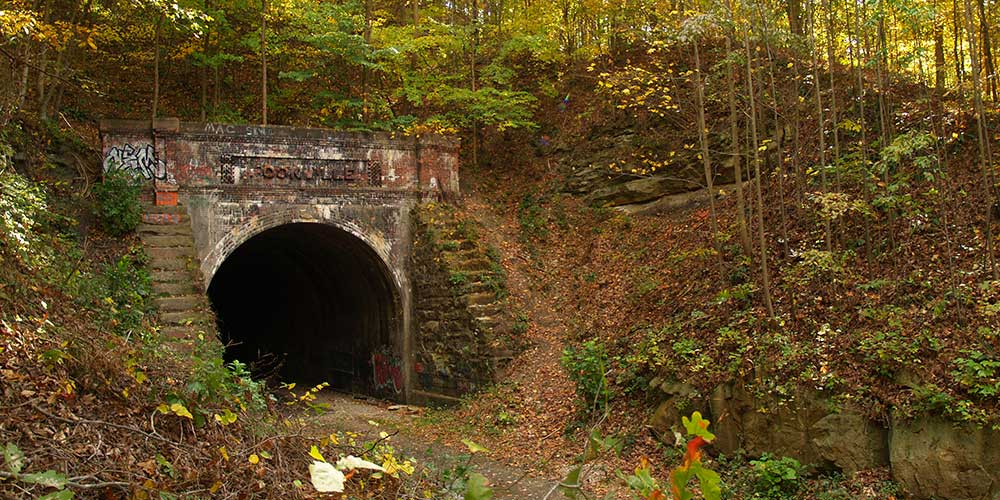 Moonville Tunnel Header