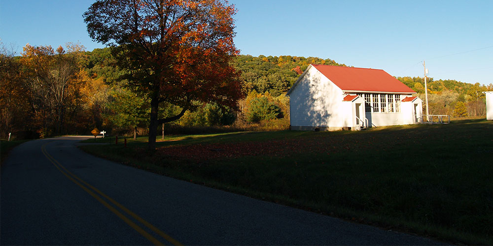 Old Schoolhouses header
